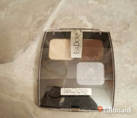 NY! ISADORA Eye Shadow Quartet, Nr 94 Gold & Silver.