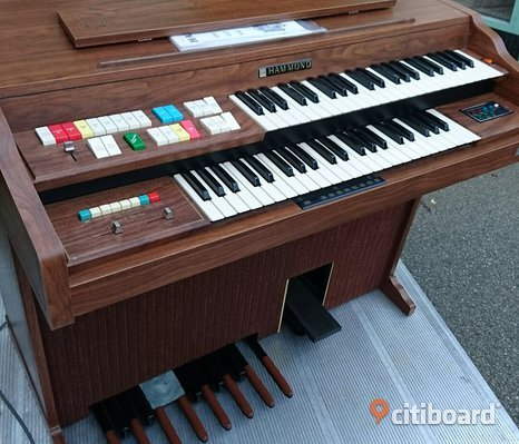 Hammond el orgel