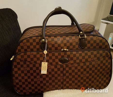 Louis vuitton resväska