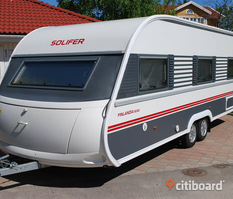 Solifer Finlandia 630 TBX – 2010