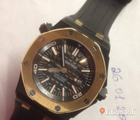 Audemars Piguet Royal Oak Offshore Diver QE2 (rep)