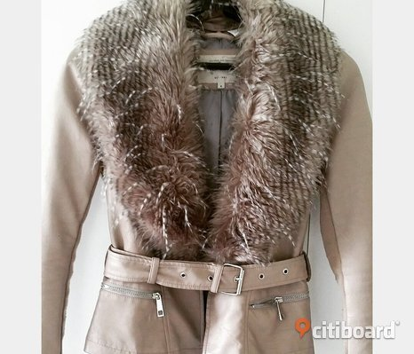 River Island Leather jacket