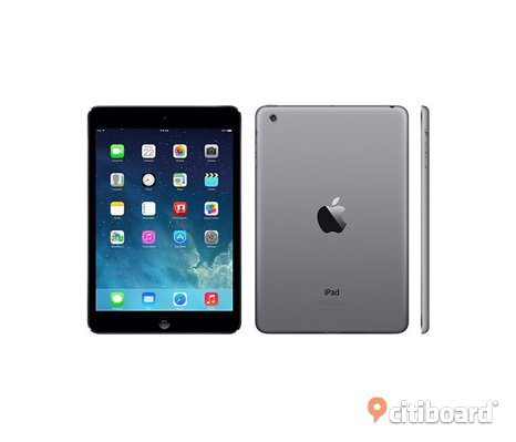 Apple iPad mini Wi-Fi Rymdgrå MF432KS/​A