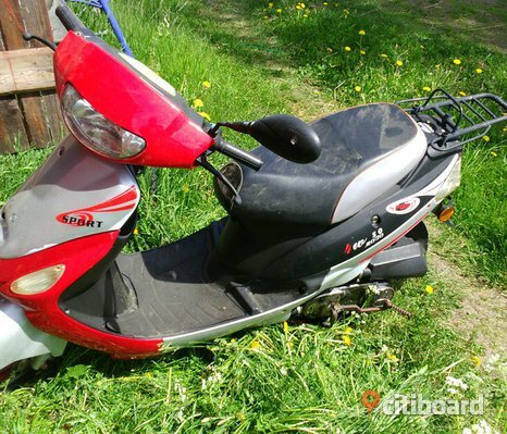 Rep/reservdels moped