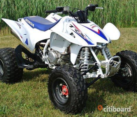 2014 HONDA TRX450R Sports ATV