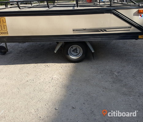 Campingvagn COMBI-CAMP SPEED 400 S 1979