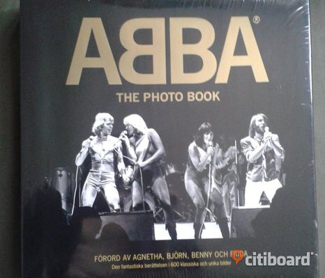ABBA The Photo Book