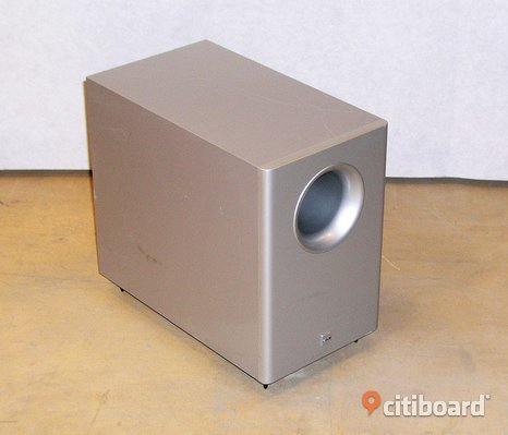 Canton AS 10 - Subwoofer