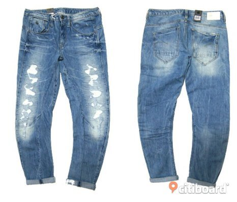 G-STAR G STAR RAW jeans nya med taggs