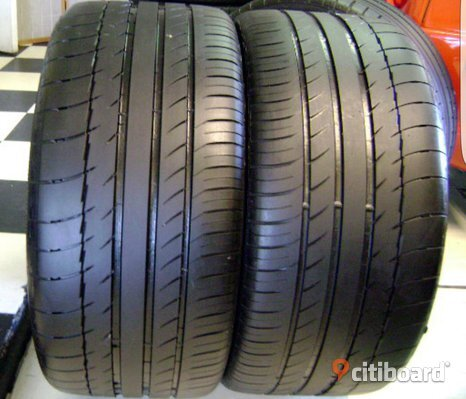 Michelin däck 245 40 18