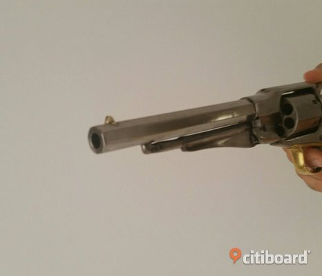 Remington revolver .36 caliber Licensfri
