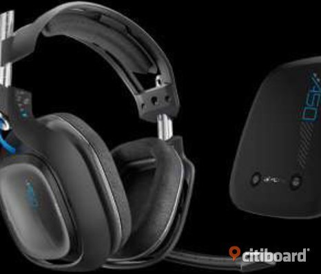 Astro A50 2nd gen gamingheadset