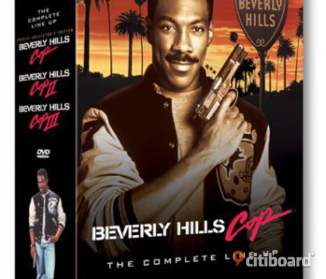 Ny Beverly Hills Cop The Complete Line Up