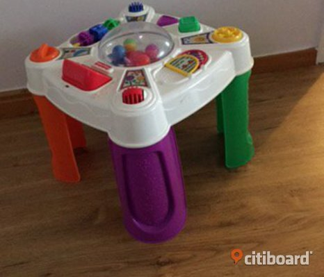 Bebis ståleksak fisher price