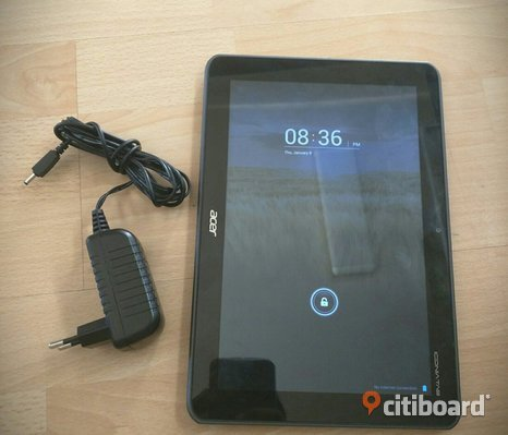 Acer iconia tab 10.1