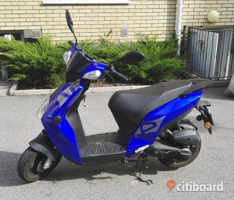 EU-moped Klass 1 (45 km/h)