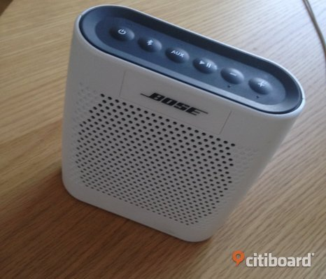 Bose SOUNDLINK Colour Bluetooth Högtalare