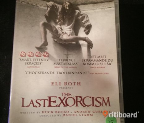 Dvd The Last Exorcism