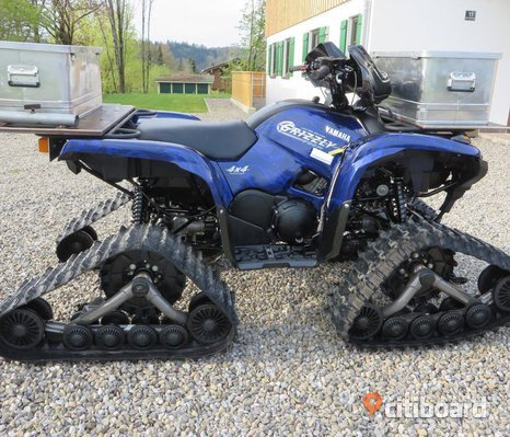 2011 Quad Yamaha Grizzly 700