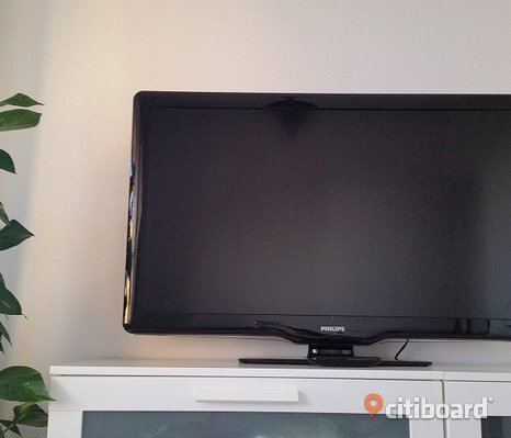 "Platt TV 42"" LCD, Philips"