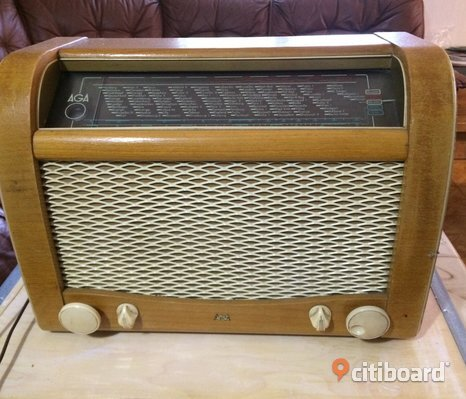 Radio Aga Type 2141
