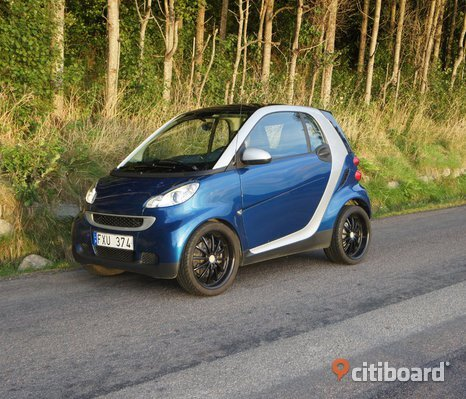 Smart ForTwo Passion 71hk