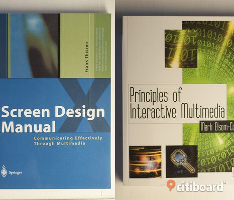 Principles of Interactive Multimedia & Screen Design Manual