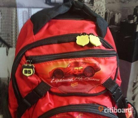 CARS dragväska / ryggsäck