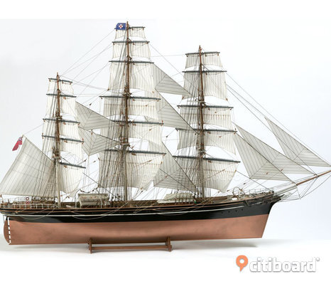 Billings wooden kit complete for Cutty Sark