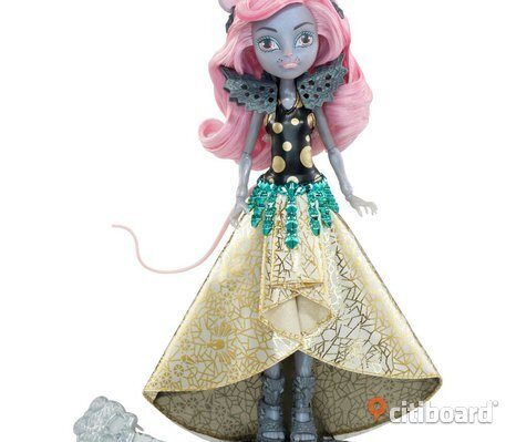 Mouscedes King Monster high boo york docka