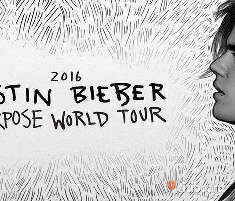 2st Justin Bieber purpose tour, golden circle biljetter! (2500kr st)