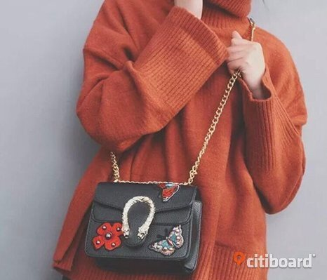 Gucci väska mini