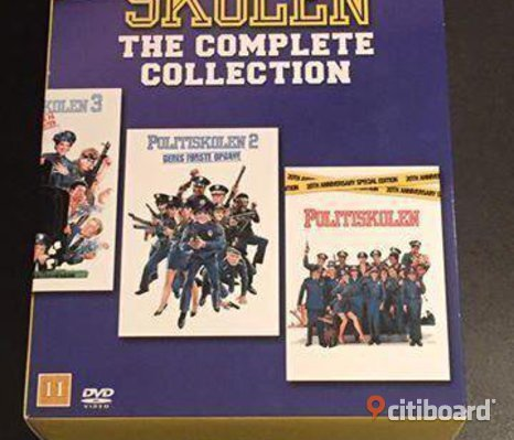 Ny Polisskolan The Complete Collection