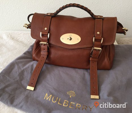 Mulberry Alexa regular Oak