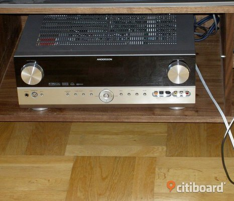 Receiver Andersson R 2