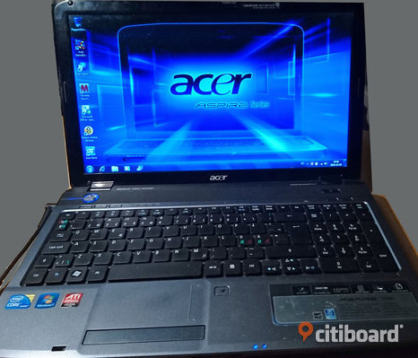 Laptop Acer Aspire 5740G