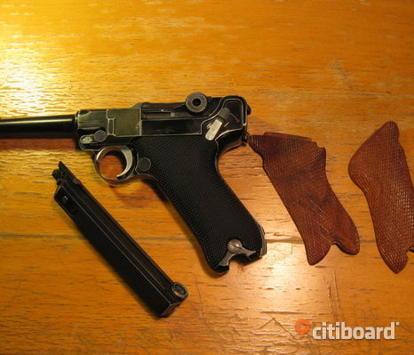 Airsoft WE P08 Luger