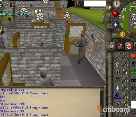 Säljer osrs Runescape account 1 defence & 31 prayer