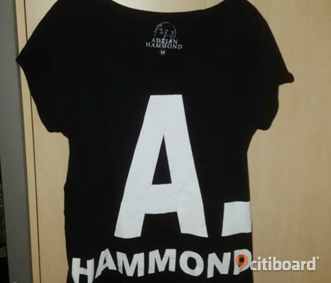 Adrian Hammond t-shirt