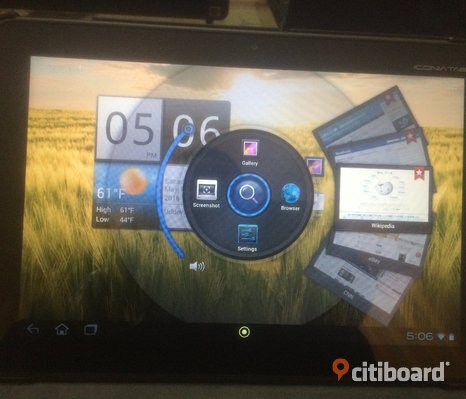 Acer iconia tab a200 10,