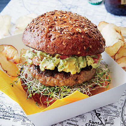 SoCal Guacamole Burger