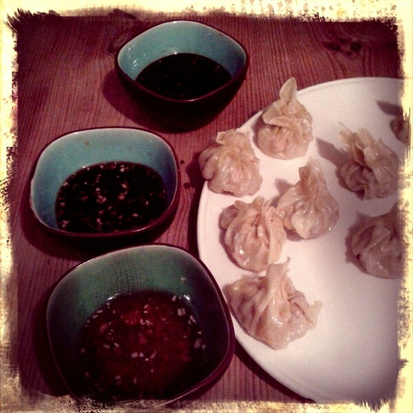 Siomai - filippinska dumplings