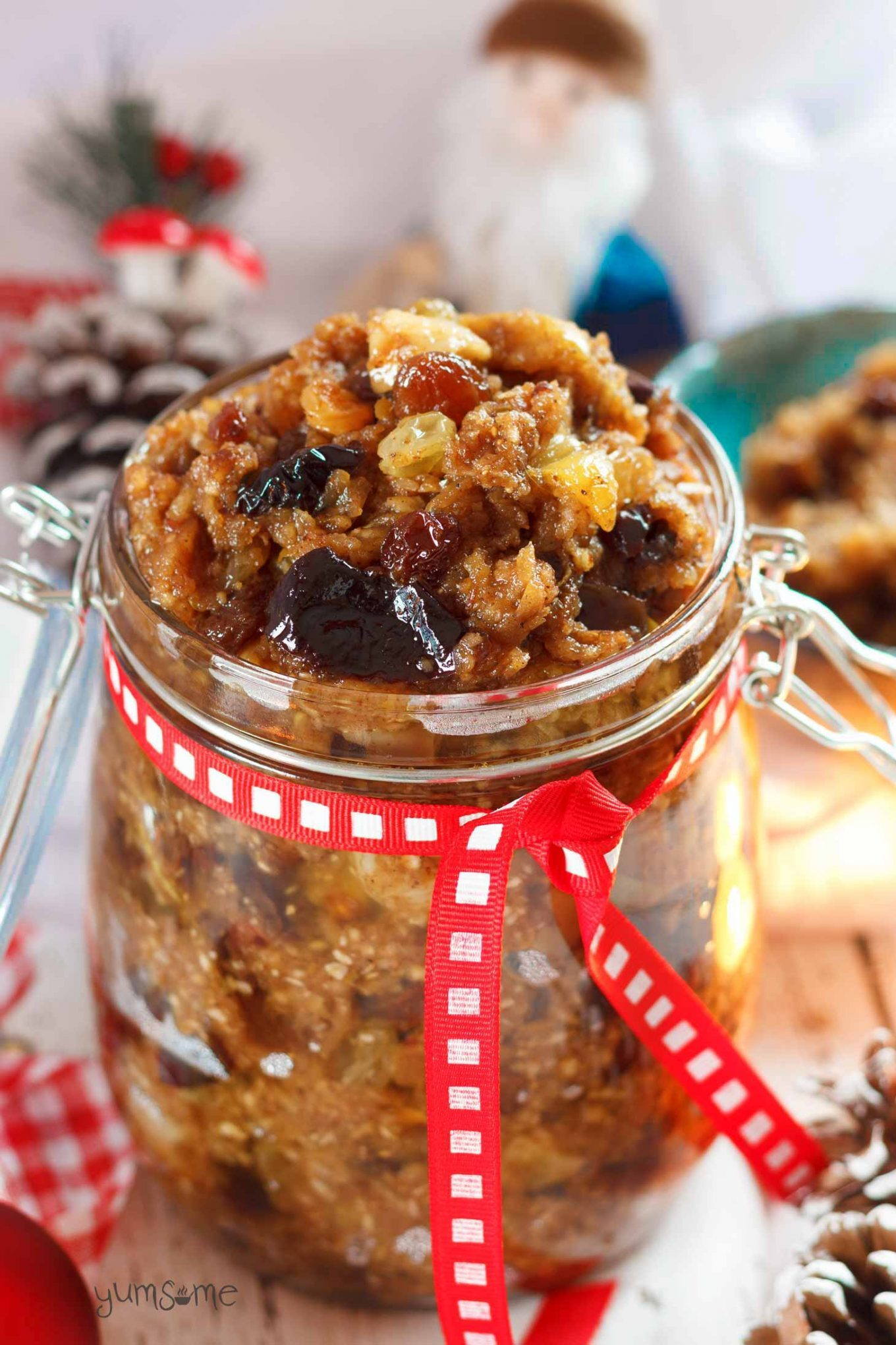 Luxury Vegan Mincemeat