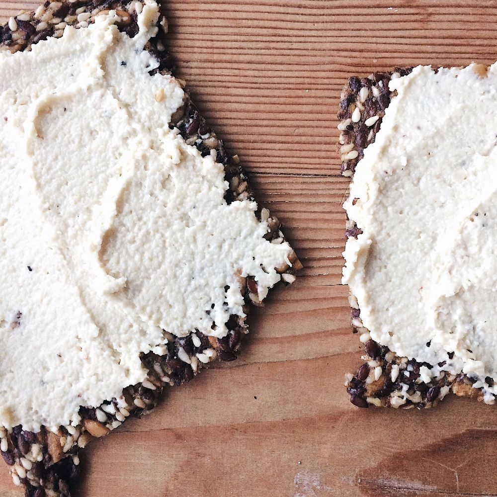 Paleo - Cream cheese.