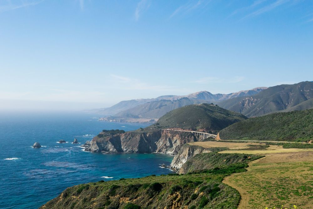 SMEKMÅNAD DEL 4 - ROADTRIP, HIGHWAY ONE & BIG SUR