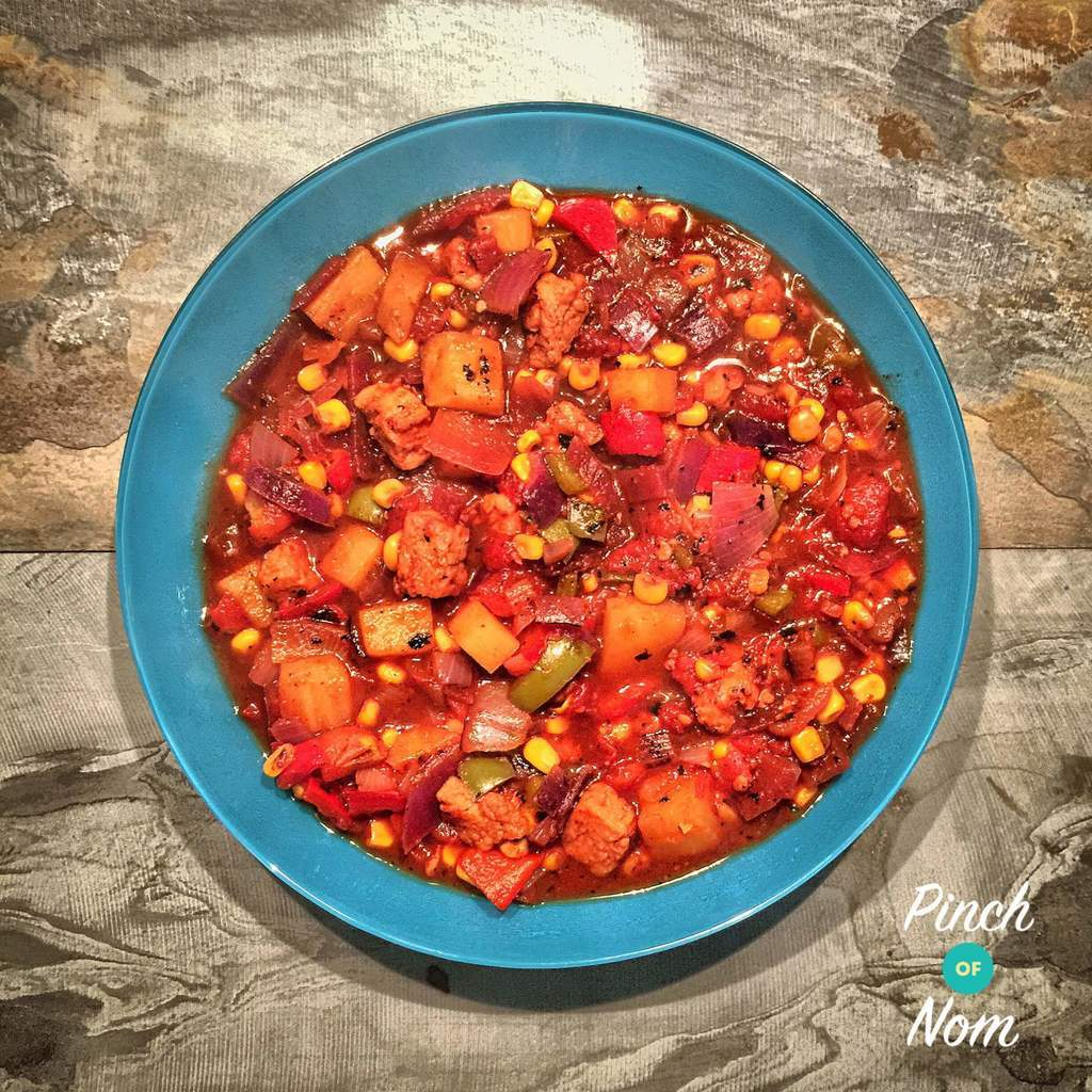 Syn Free Sweet & Sour | Slimming World
