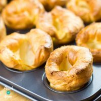 Half Syn Mini Yorkshire Puddings | Slimming World