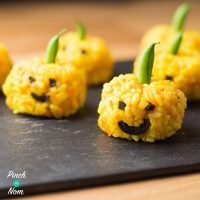 Syn Free Pumpkin Sushi | Slimming World