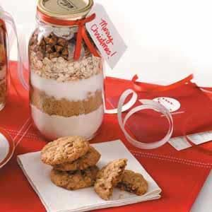 Spicy Oatmeal Cookie Mix Recipe