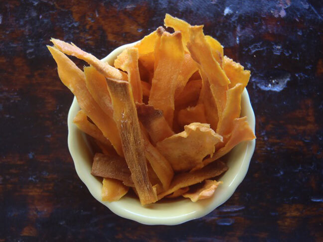 Yam Chips Recipe